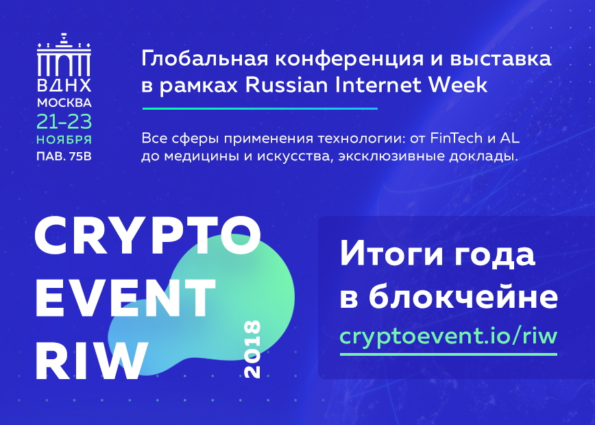 CryptoEvent RIW