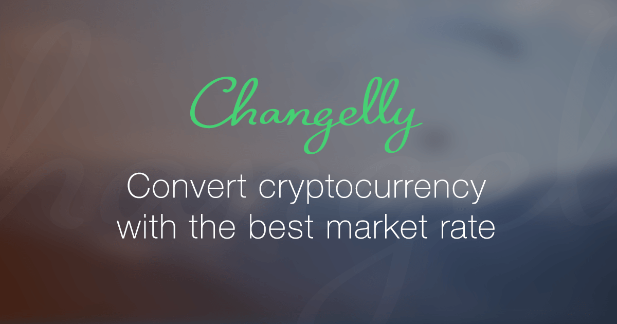 Changelly лого