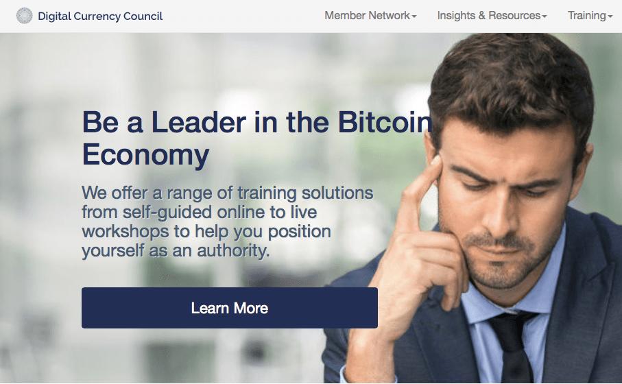 DCC – сайт обучающих курсов по биткоин