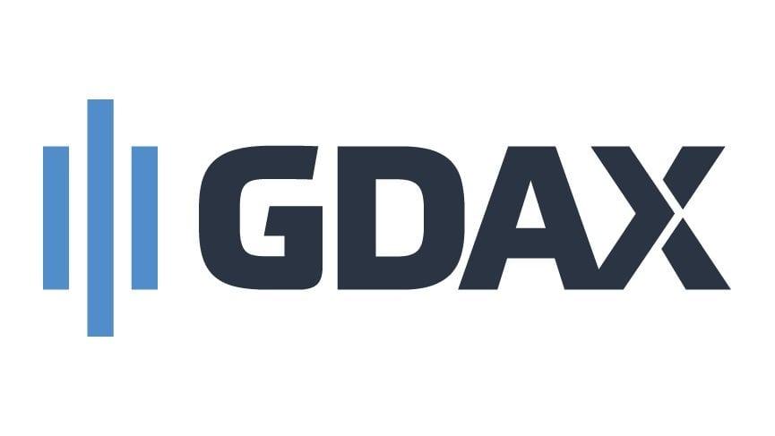 gdax регистрация