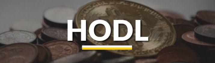 Что такое hodl
