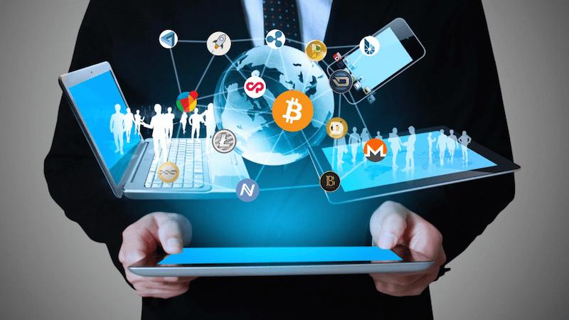 Криптовалюты объединяют устройства во всем мире