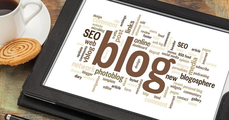 Блоггерство