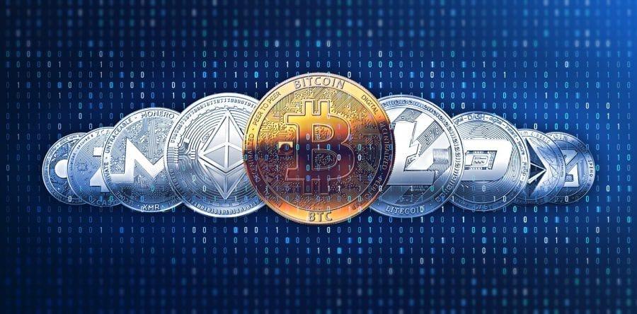 Топовые криптовалюты