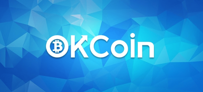 OKCoin лого