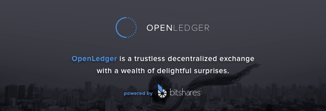Open Ledger биржа