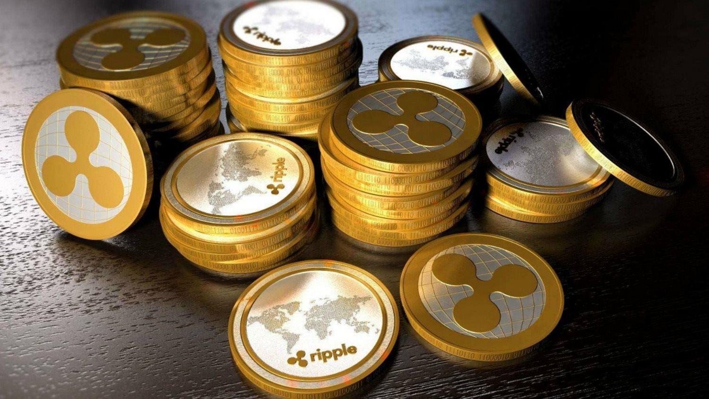 Ripple монеты