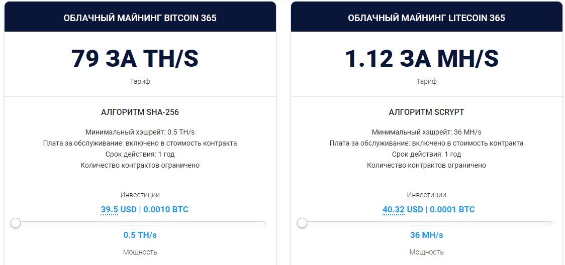 Тарифы CryptoUniverse на 1 год