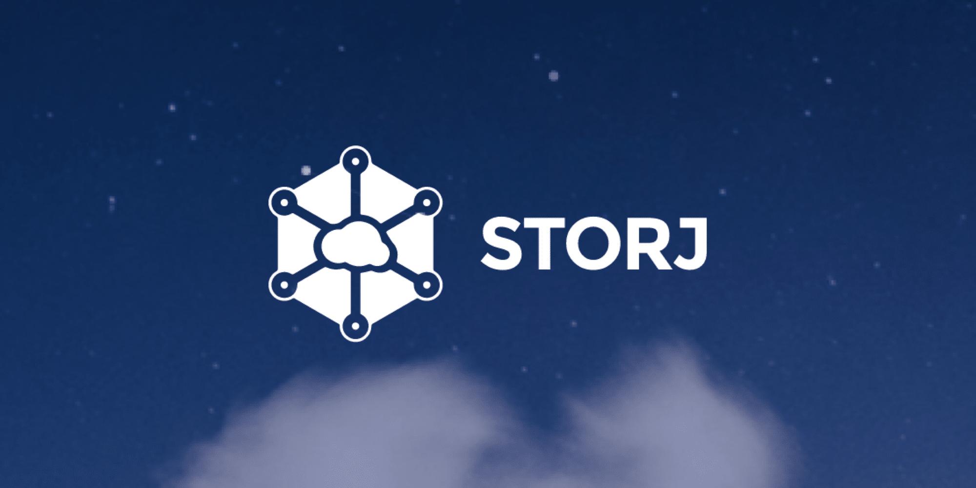 Логотип проекта Storj