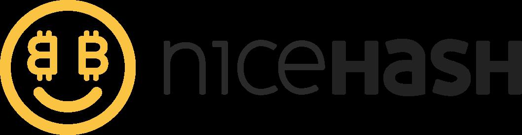 Логотип проекта NiceHash