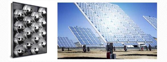 Многомодульные солнечные батареи