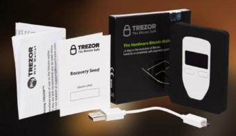 Мультивалютный кошелек Trezor