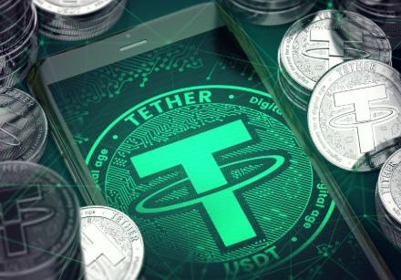 логотип Tether