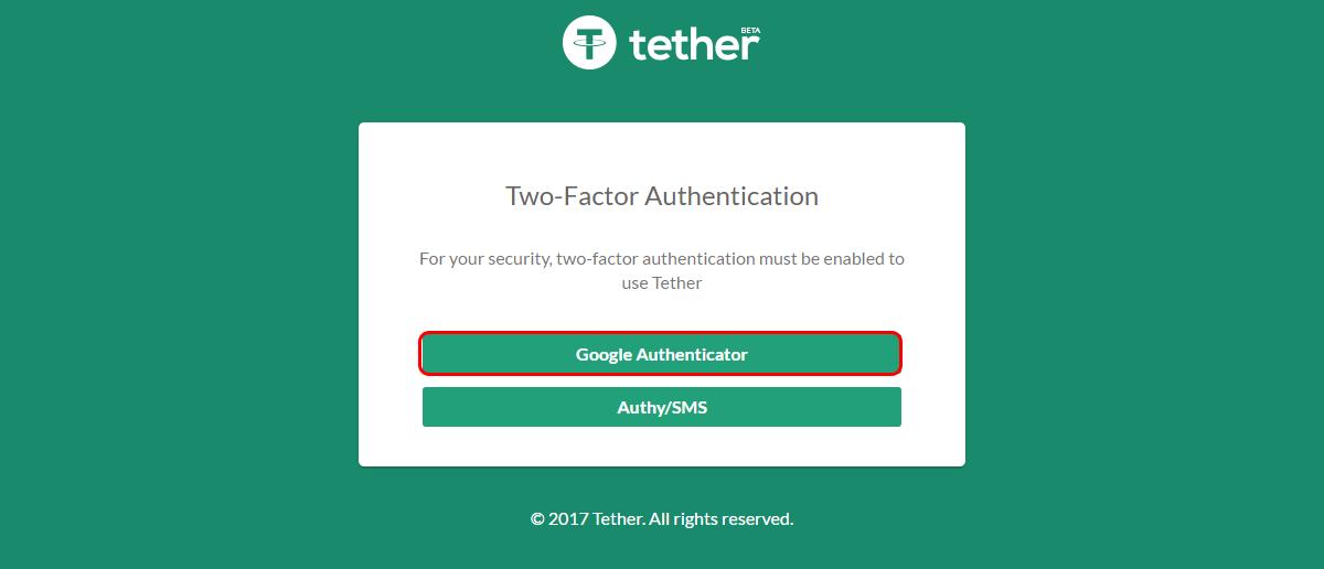 Как создать USDT кошелек (Tether)
