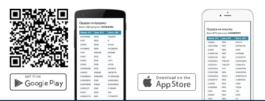 BitexBook App