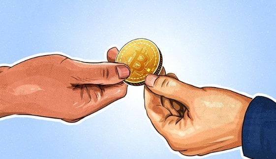 Товары и услуги за биткоины