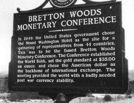 Бреттон-Вудская конференция