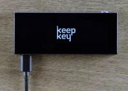 Кошелек KeepKey