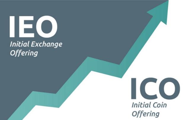 Отличия IEO и ICO