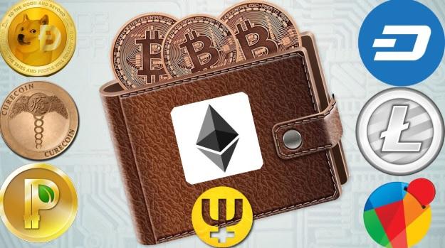 Кошельки для криптовалют