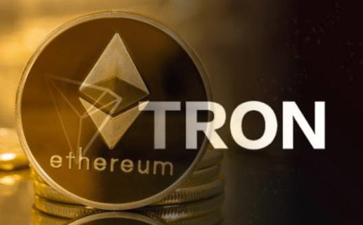 TRON + Ethereum