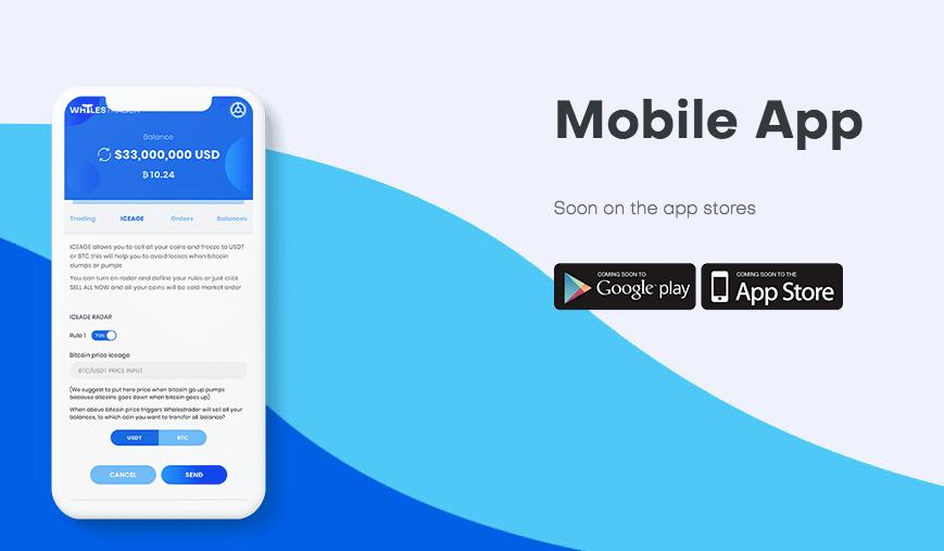 WhalesTrader приложение